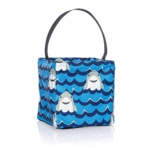 Thirty-one Shark Party Littles Carry All Caddy